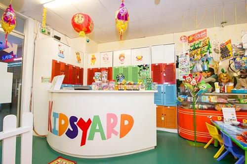 khu vui chơi trẻ em Kidsyard
