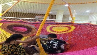 khu vui chơi trẻ em liên hoàn