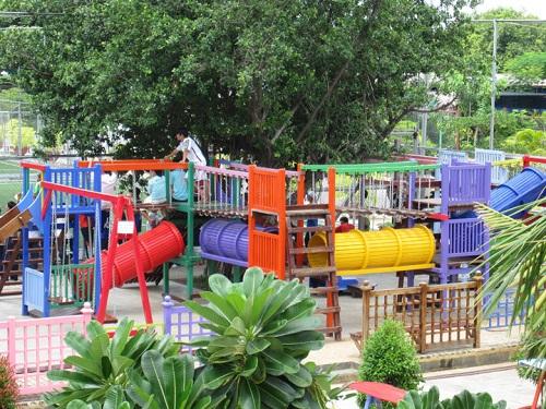khu vui chơi trẻ em tại quận 4 tphcm