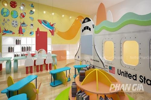 thiết kế khu vui chơi trẻ em đak lak