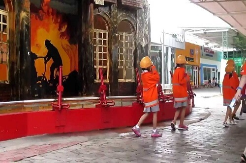 khu cứu hỏa