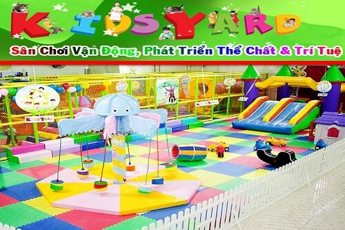 Khu vui chơi kidsyard