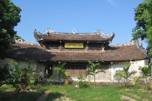 chùa cổ hà tây