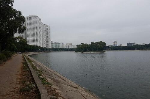 Hồ linh đàm