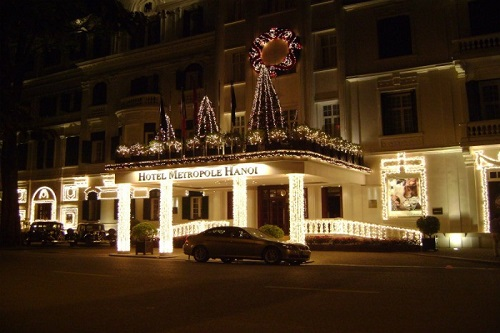 khách sạn Metropole