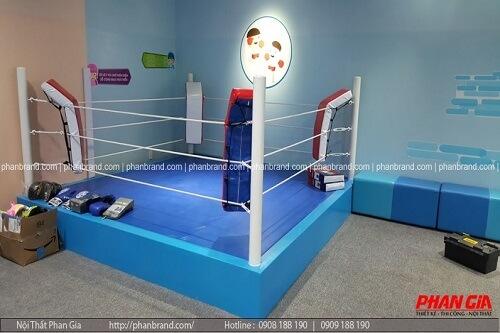 khu boxing