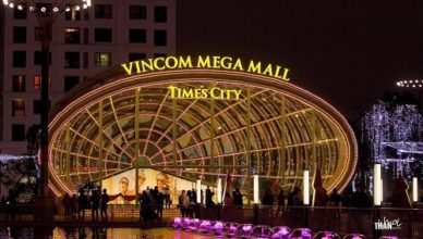 trung tâm thương mại