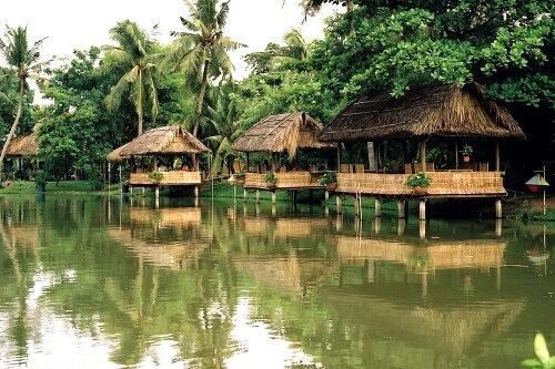 câu cá - địa điểm vui chơi ở sài gòn vào ban ngày