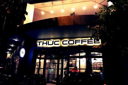 quán cafe đêm