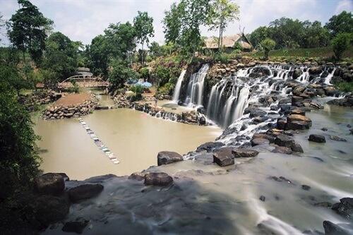 thác đá hàn - những địa điểm đi chơi dã ngoại ở sài gòn