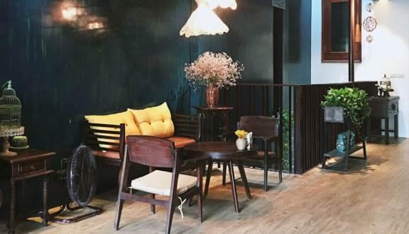 quán cafe Lissom Parlour