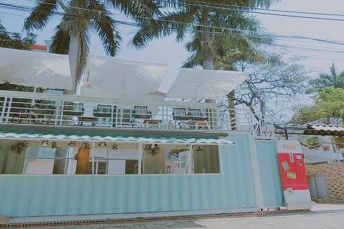 quán cafe Platform