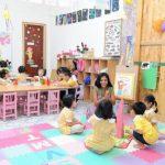 trường mầm non quốc tế ngôi sao sáng
