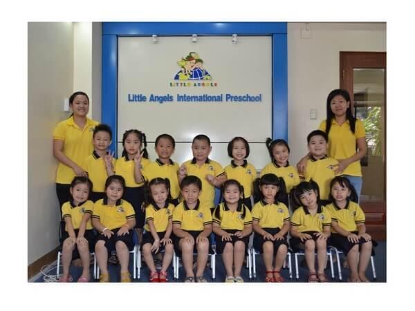 trường mầm non quốc tế thiên thần nhỏ