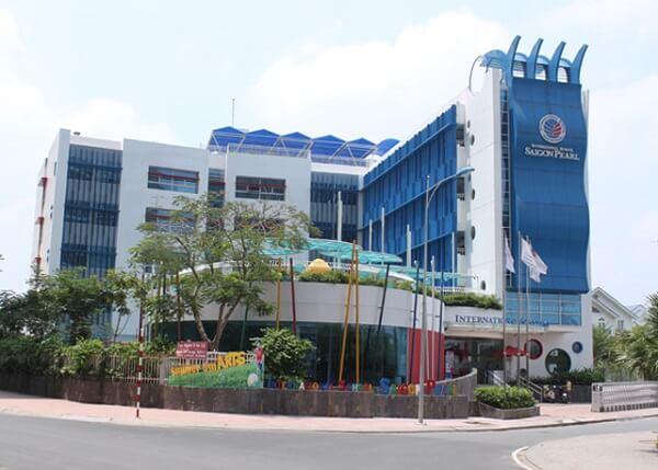 trường mầm non quốc tế Sài Gòn Pearl