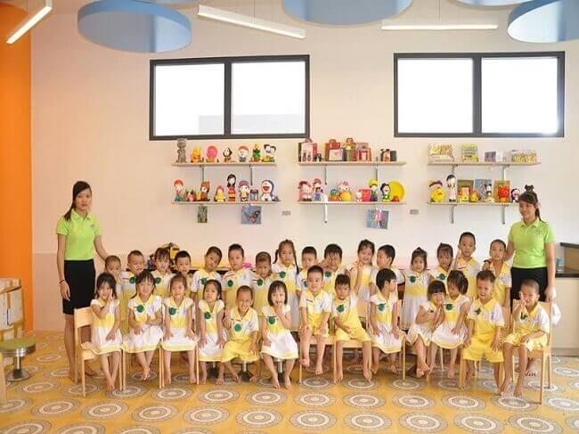 trường mầm non tư thục doremon quận 6