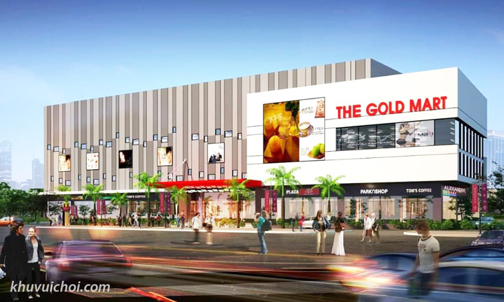 the gold mart đồng xoài